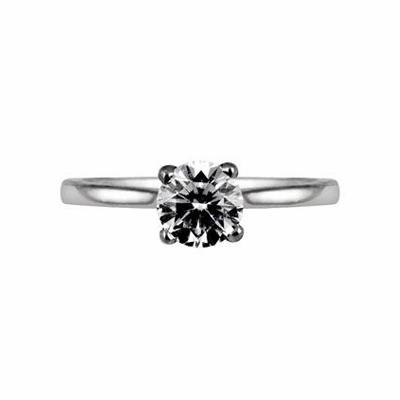 Brilliant Cut Solitaire 1.02ct I VS2 GIA